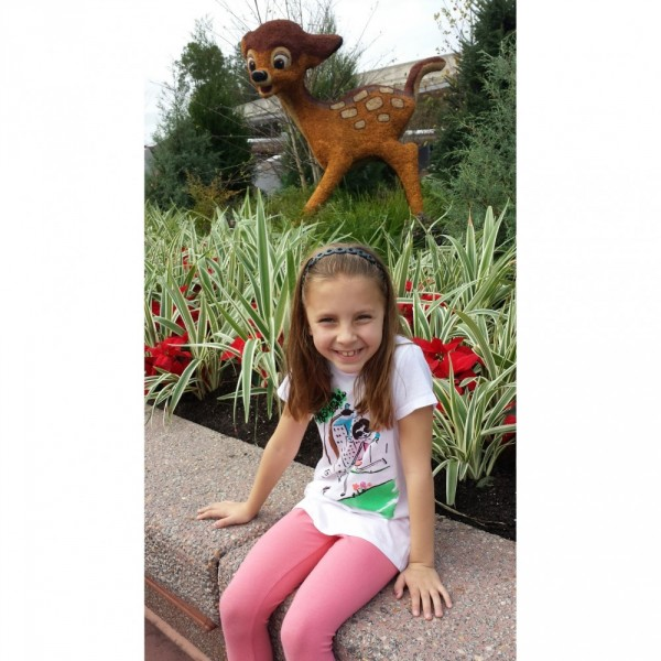 Giuliana Velona Kid Photo