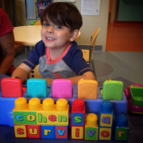Cohen S. Kid Photo