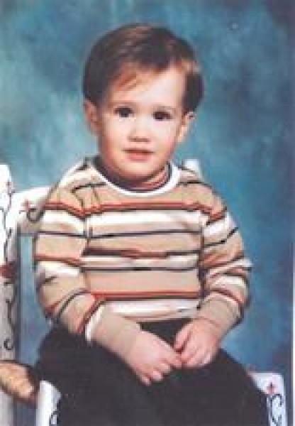 Cameron Gilligan Kid Photo