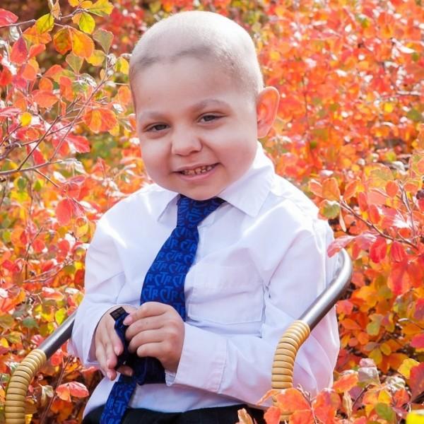 Ethan VanLeuven Kid Photo