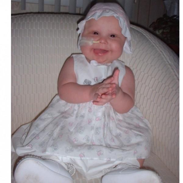 Leah Wilbert Kid Photo
