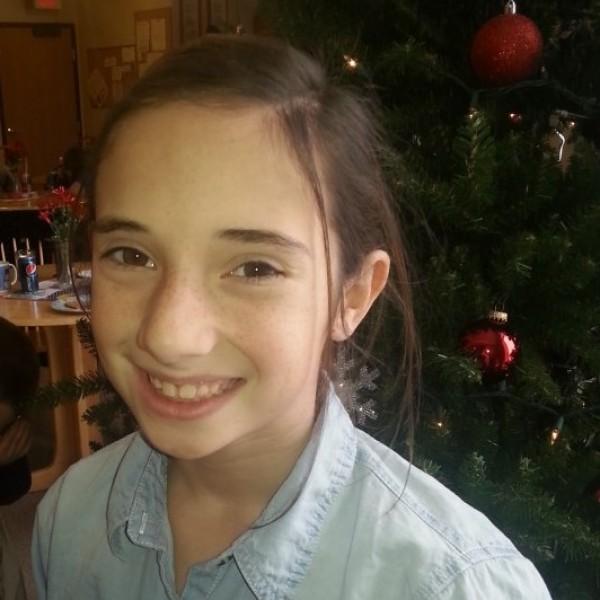 Ashlyne Thurber Kid Photo