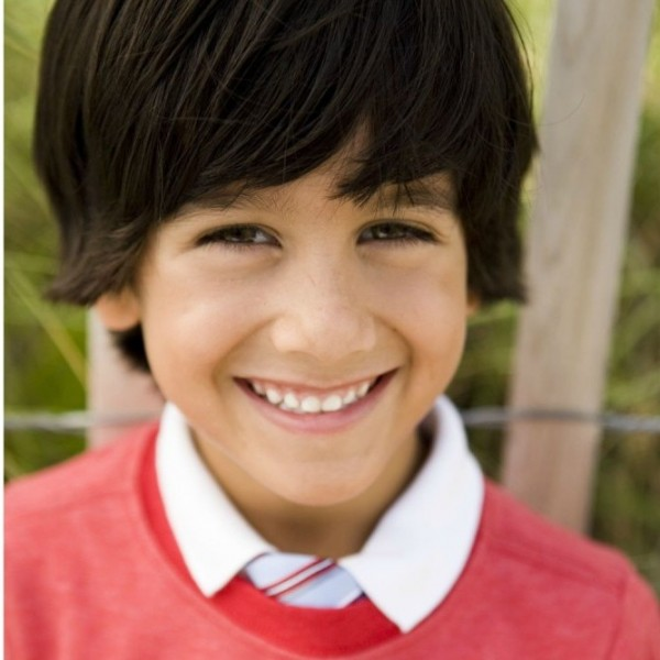 Kamron Mains Kid Photo