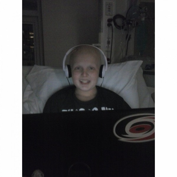 Hayden Scarborough Kid Photo