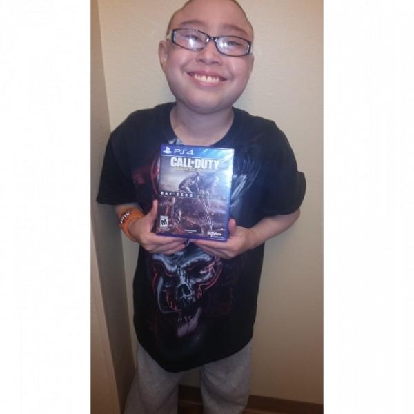 Lorrenzo Griego Kid Photo