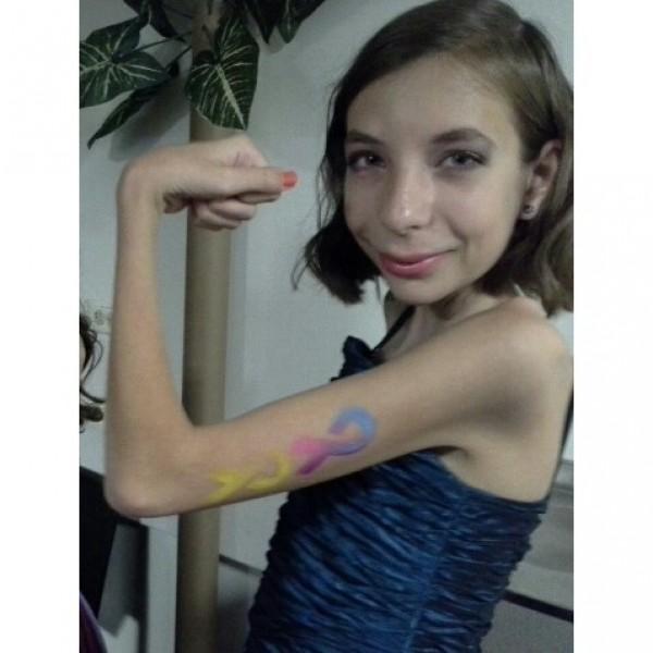 Olivia Adams Kid Photo