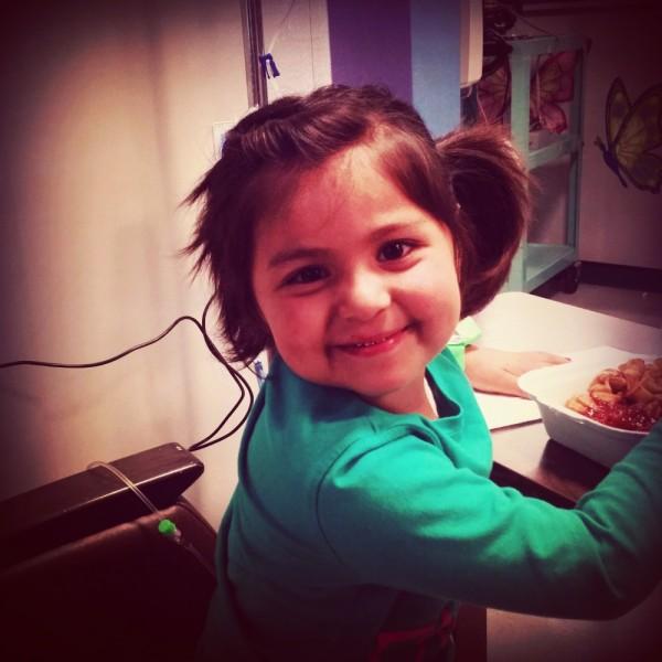 Gisella V. Kid Photo