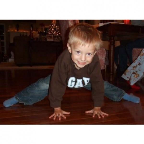 Parker Scarborough Kid Photo