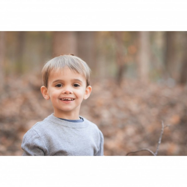 Ridge R. Kid Photo