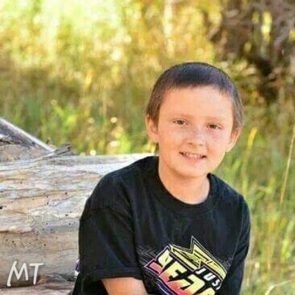 Mikey Thorpe Kid Photo