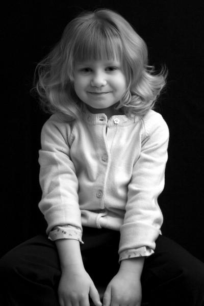 Maggie D. Kid Photo