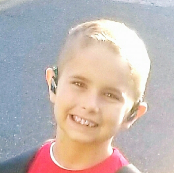Jackson K. Kid Photo