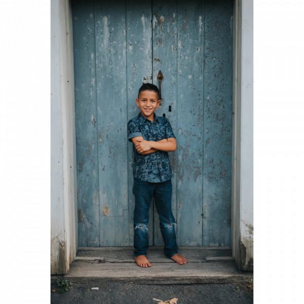 Zachariah C. Kid Photo