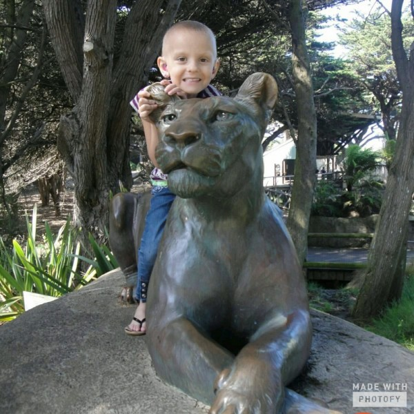 Layla Blakeley Kid Photo