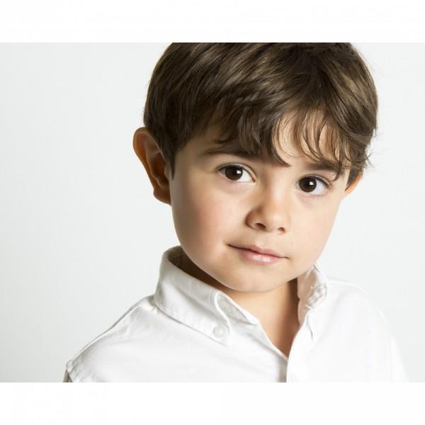 Grayson Gouveia Kid Photo