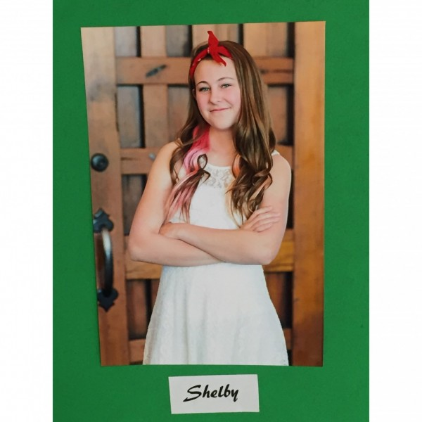 Shelby Martyniak Kid Photo