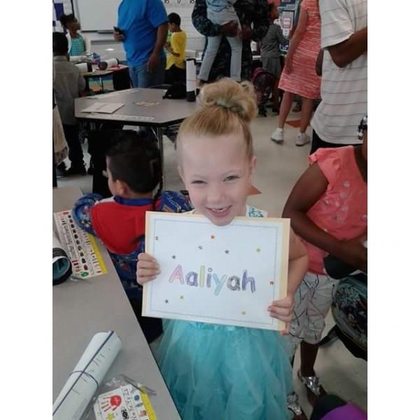 Aaliyah E. Kid Photo