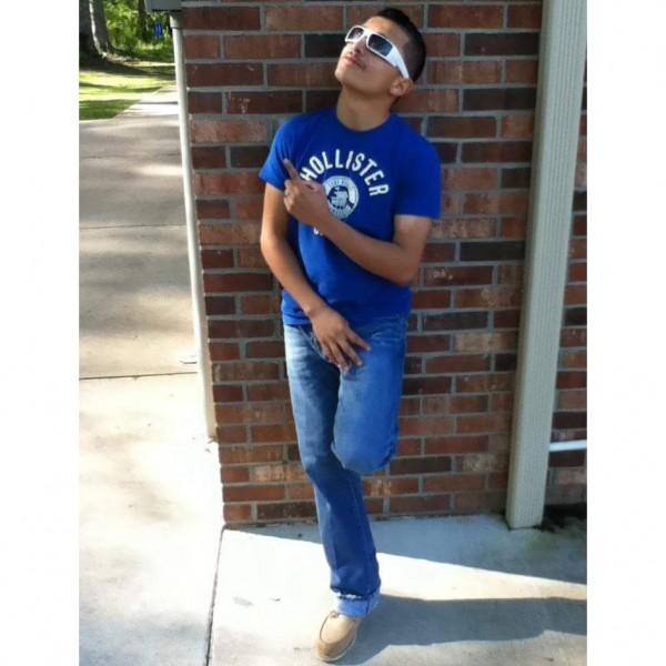 Jesse Cruz Kid Photo