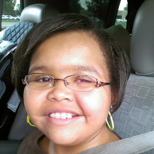 Amaya Sims Kid Photo