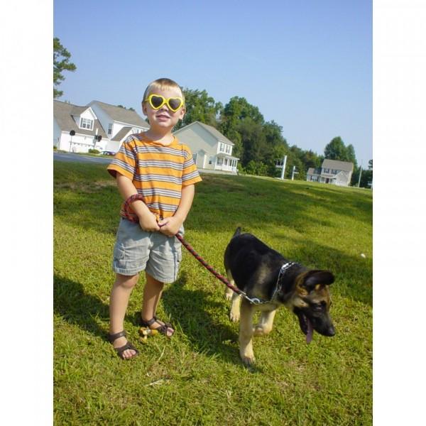 Grant Bleeker Kid Photo
