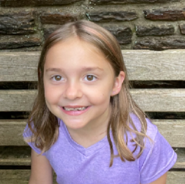 Clara H. Kid Photo