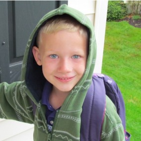 Chase O A St Baldrick S Kid