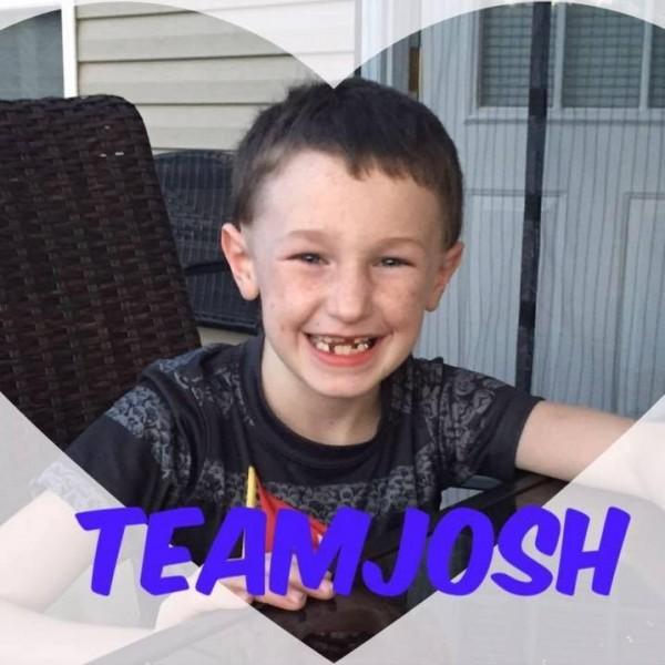 Joshua Bronson Kid Photo