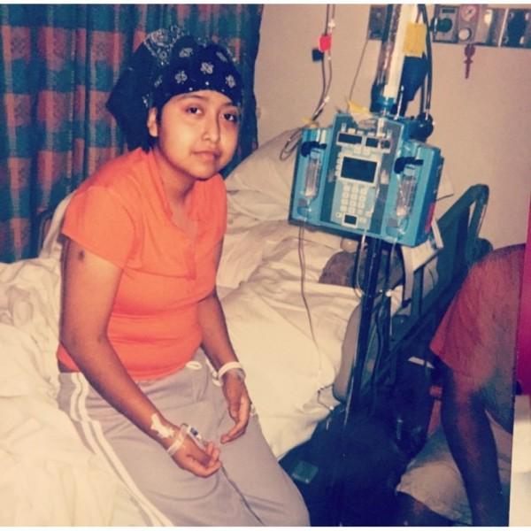 Anahi Bravo Kid Photo