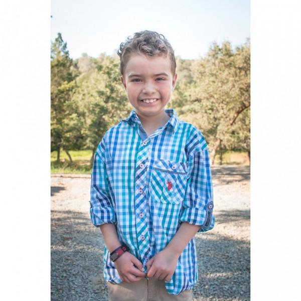 Dawson Deschaine Kid Photo