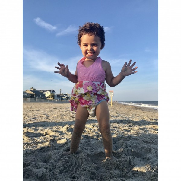 Avie Sox Kid Photo