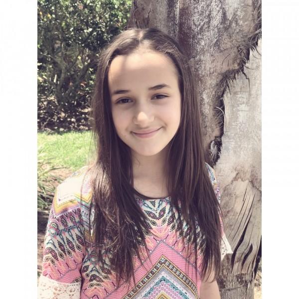 Natalia sofia R. Kid Photo