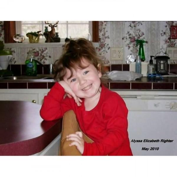 Lyssie Righter Kid Photo
