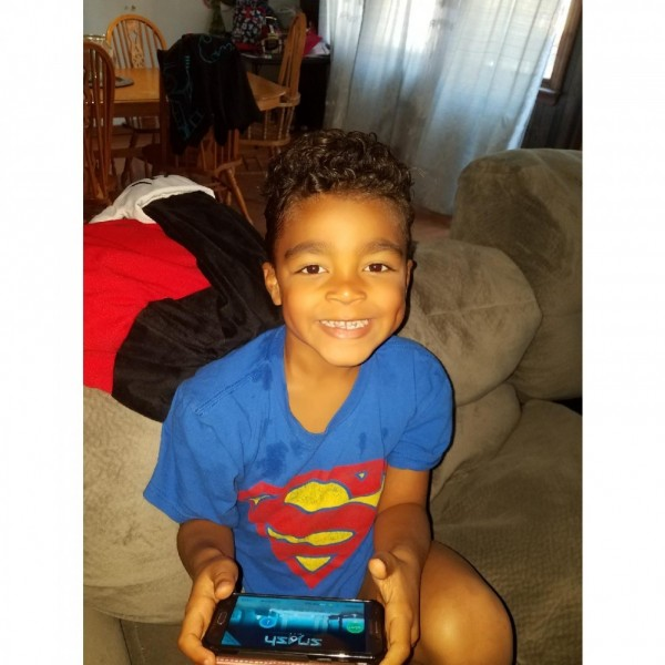 Trey B. Kid Photo