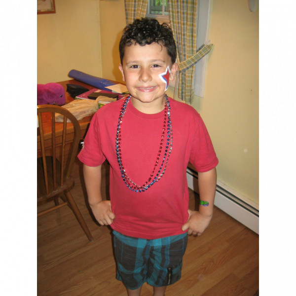 Riley Roman Kid Photo