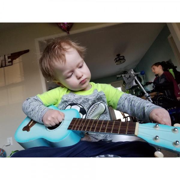Finn Schafran Kid Photo