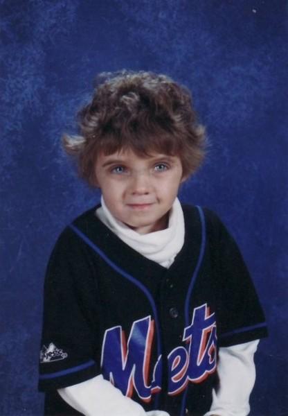 Megan Dunn Kid Photo