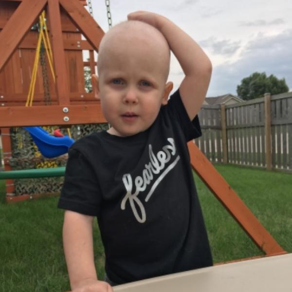 Mattis V. Kid Photo