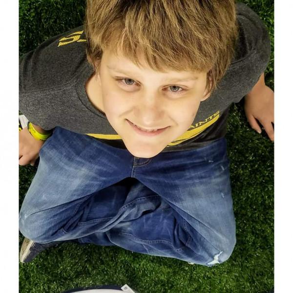 Allen DeDon Kid Photo