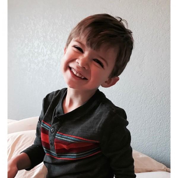 Luke Morin Kid Photo