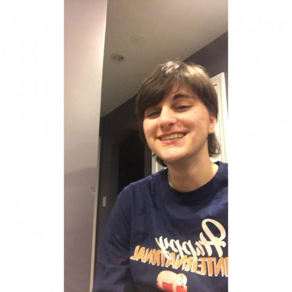 Charlotte Garguilo Before