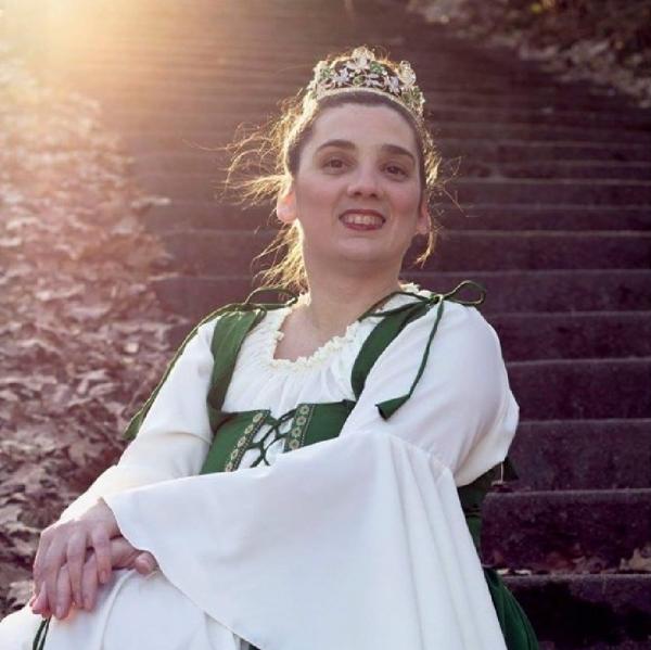 Princess Alanna Before