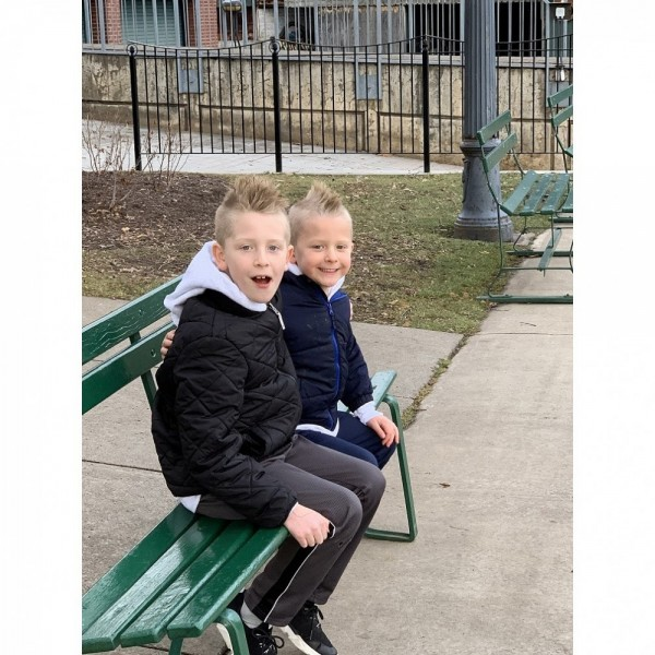 Dylan & Hayden G. Before