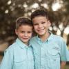 Grayson and Easton P. photo