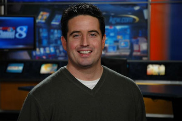 Drew Carney of KGW-TV, supported by Dutch Bros, Widmer Brothers Brewing & Local Cinnabon and Jamba Juice locations Before