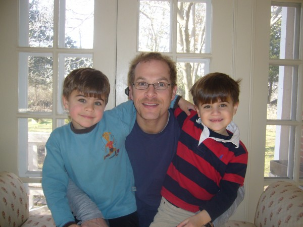 Neal, Sam and Ben S. Before