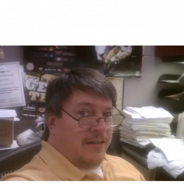 "John Vestal aka ""Buzzfan"" Before"