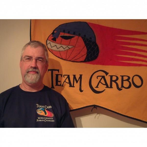 Robert Carbo Before