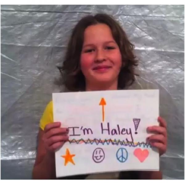 Haley B. Before
