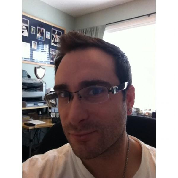 Chris Salviano Before