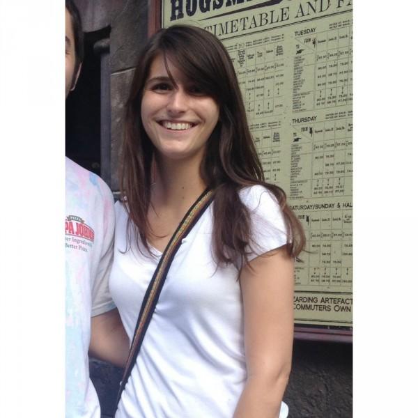 Caitlin Gambrell Before